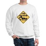 Your Girlfriend on Board Sweatshirt
