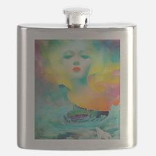 Aurora Borealis Mirage Flask