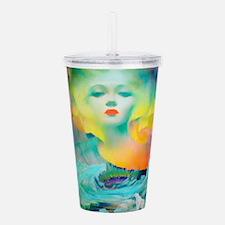 Aurora Borealis Mirage Acrylic Double-wall Tumbler