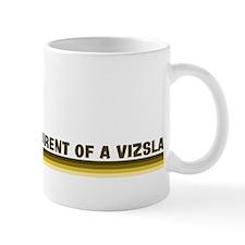 Vizsla (proud parent) Small Mug
