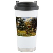 Gauguin - Geese in the  Travel Mug