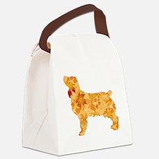 Lbd Canvas Lunch Bag