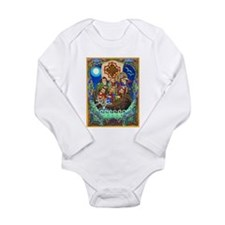 Unique Brendan Long Sleeve Infant Bodysuit