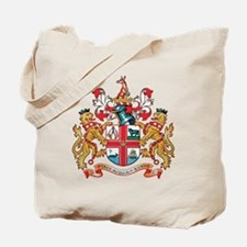 Melbourne Coat of Arms Tote Bag