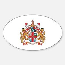 Melbourne Coat of Arms Decal