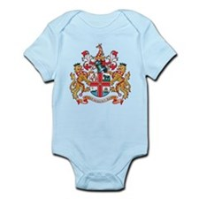 Melbourne Coat of Arms Body Suit