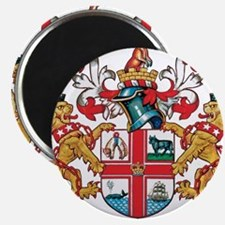 Melbourne Coat of Arms Magnets