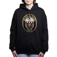 USS REUBEN JAMES Women's Hooded Sweatshirt