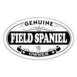 Field spaniels Stickers & Flair