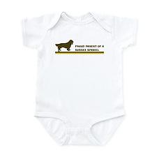 Sussex Spaniel (proud parent) Infant Bodysuit