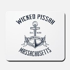 Wicked Pissah, Boston MA Mousepad