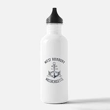 West Roxbury, Boston M Water Bottle