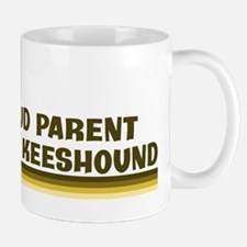 Keeshound (proud parent) Mug
