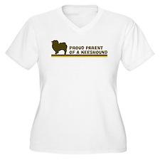 Keeshound (proud parent) T-Shirt