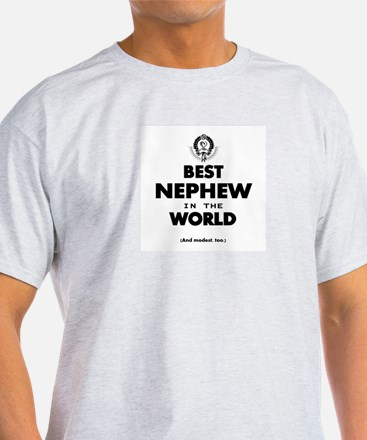 The Best in the World – Nephew T-Shirt