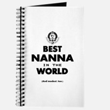 The Best in the World – Nanna Journal