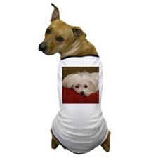 Cute Maltese Dog T-Shirt