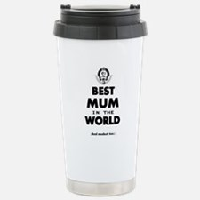 The Best in the World – Travel Mug