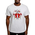 Hedilla Family Crest  Light T-Shirt