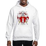Hedilla Family Crest Hooded Sweatshirt
