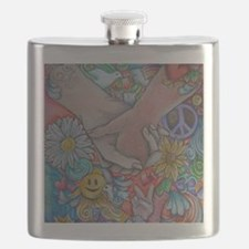 Choose Peace Flask
