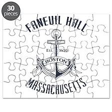 Faneuil Hall, Boston, MA Puzzle