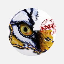 Certified Cajun Tiger Eye LA Button