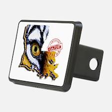 Certified Cajun Tiger Eye Hitch Cover