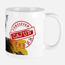 Certified Cajun Tiger Eye LA Mugs