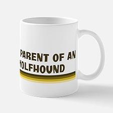 Irish Wolfhound (proud parent Mug