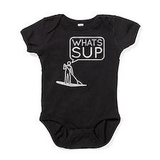 Cute Boat Baby Bodysuit