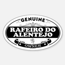 RAFEIRO DO ALENTEJO Oval Decal