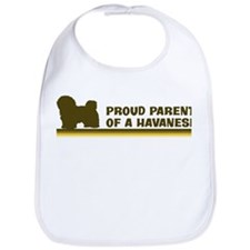 Havanese (proud parent) Bib
