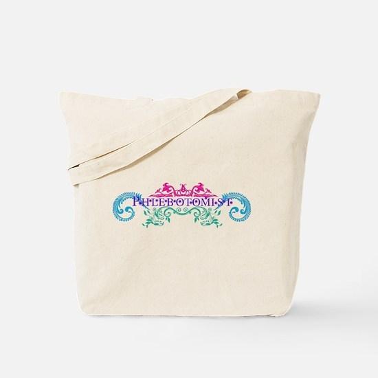 Phlebotomist - Occupation Designs Tote Bag