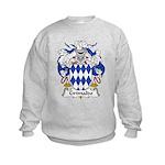 Grimaldo Family Crest Kids Sweatshirt