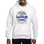 Grimaldo Family Crest Hooded Sweatshirt
