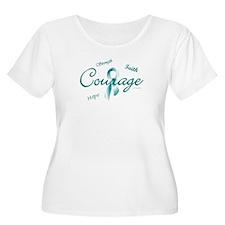 Courage, Hope, Strength, Faith 2 (OC) T-Shirt