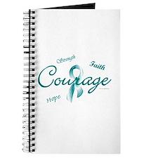 Courage, Hope, Strength, Faith 2 (OC) Journal