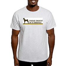 Basenji (proud parent) T-Shirt