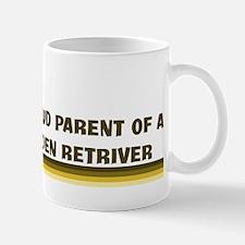 Golden Retriver (proud parent Mug
