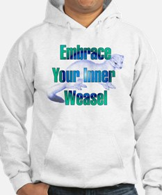 Embrace Your Inner Weasel Hoodie