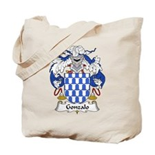 Gonzalo Family Crest Tote Bag