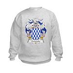 Gonzalo Family Crest Kids Sweatshirt