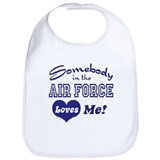 Air force Cotton Bibs