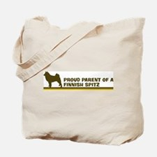 Finnish Spitz (proud parent) Tote Bag