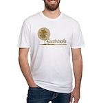 Palm Tree Guatemala Fitted T-Shirt