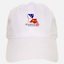 Acadiana French Louisiana Cajun Baseball Baseball Cap