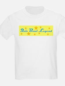 Quiz Bowl Legend T-Shirt