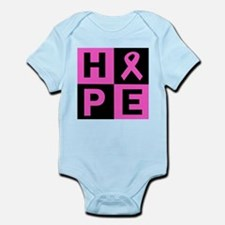 Breast Cancer Awareness hope Infant Bodysuit