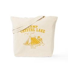 Camp Crystal Lake Tote Bag